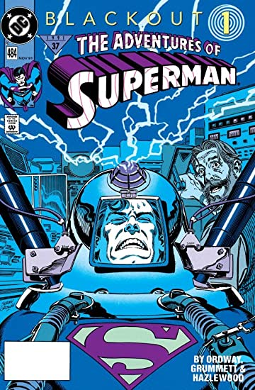 Adventures of Superman (1986-2006) #484