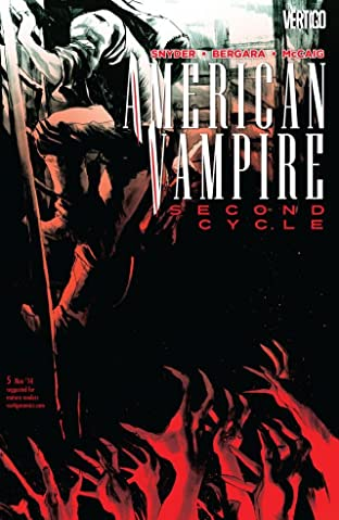 American Vampire: Second Cycle No.5