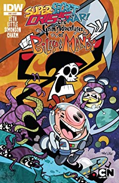 Cartoon Network: Super Secret Crisis War!: The Grim Adventures of Billy and Mandy #1
