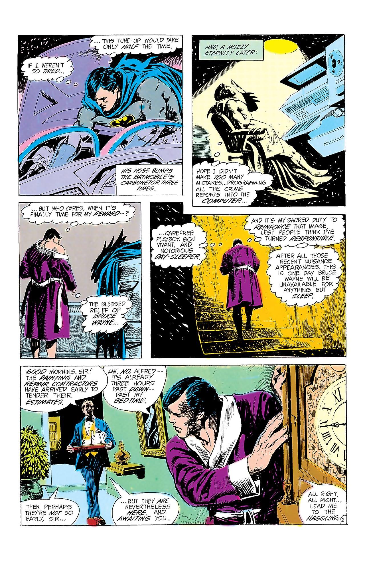 Batman (1940-2011) #383