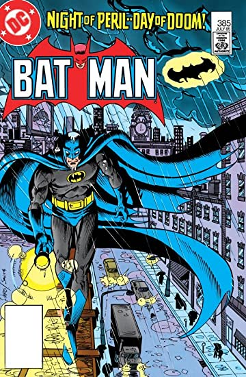 Batman (1940-2011) #385