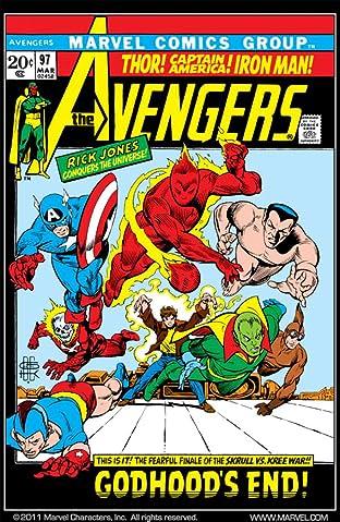 Avengers (1963-1996) #97