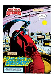 Batman and the Outsiders (1983-1987) #12