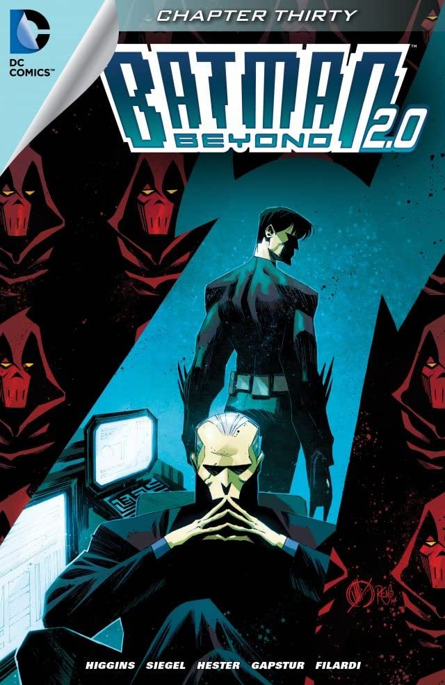 Batman Beyond 2.0 (2013-2014) #30