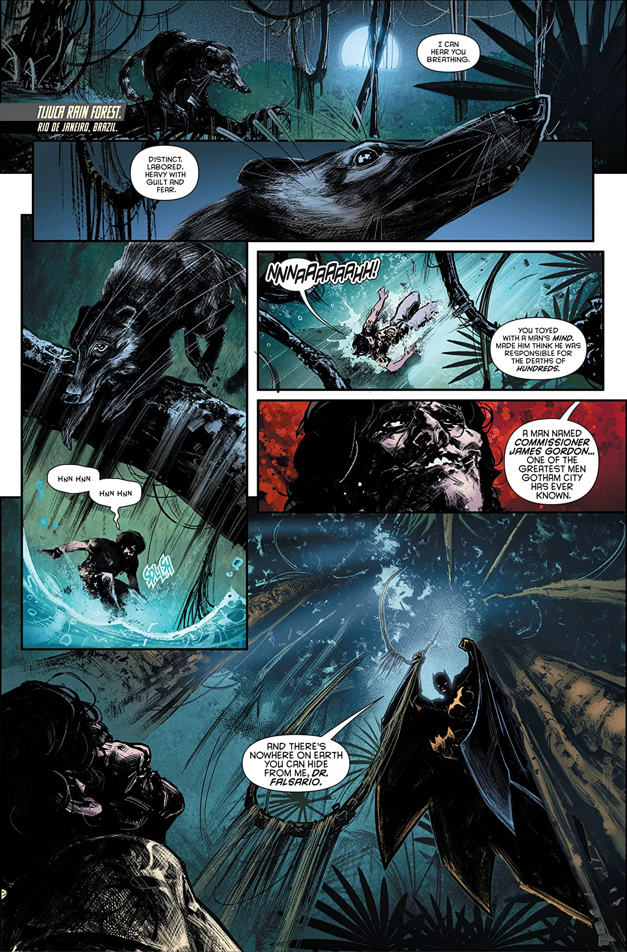 Batman Eternal (2014-2015) #20