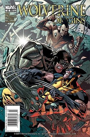 Wolverine: Origins #32