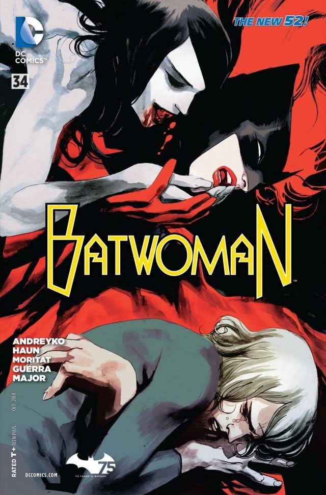 Batwoman (2011-2015) #34