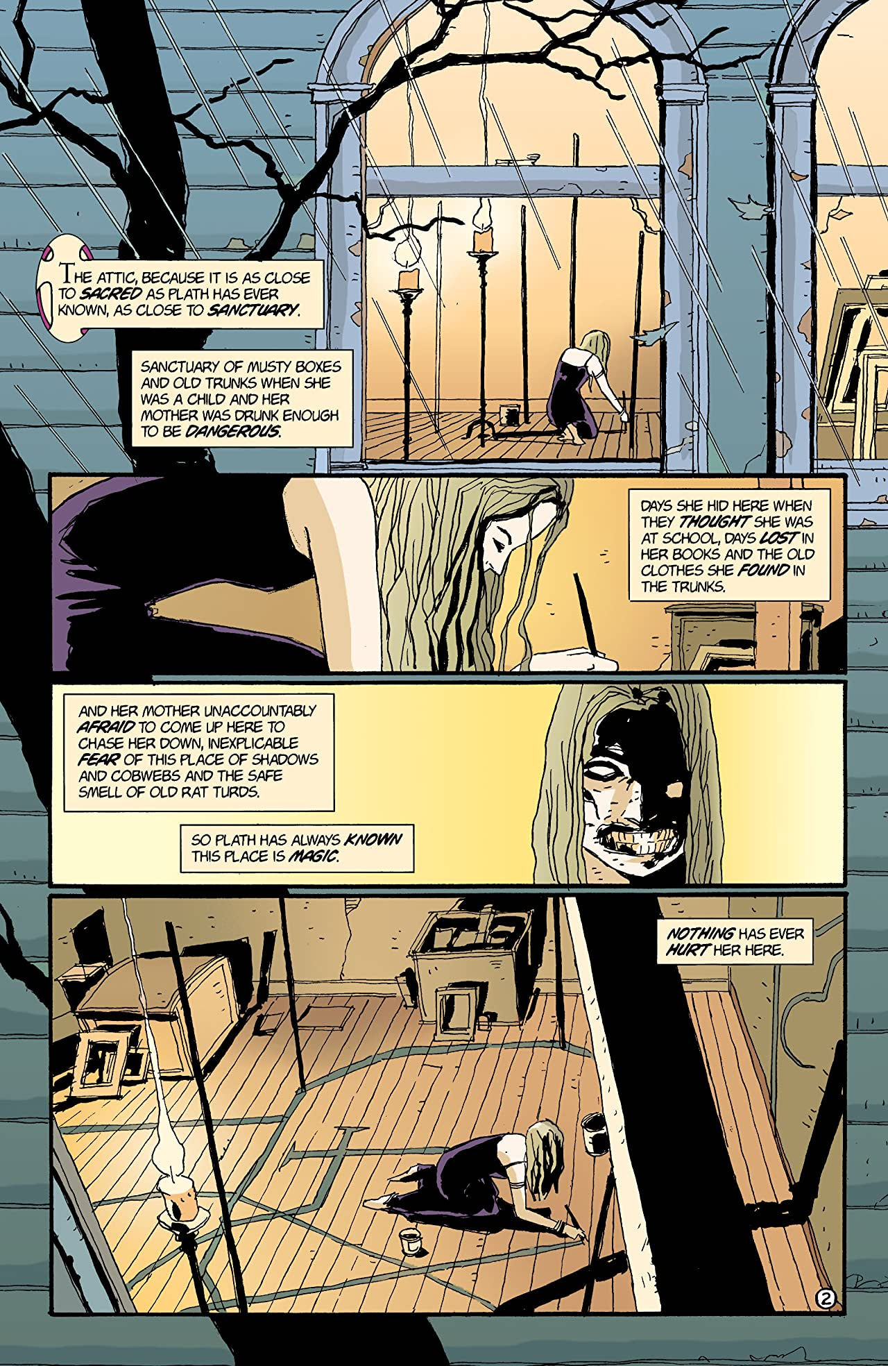 The Girl Who Would Be Death (1999) #4