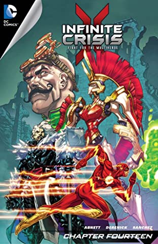 Infinite Crisis: Fight for the Multiverse (2014-) #14