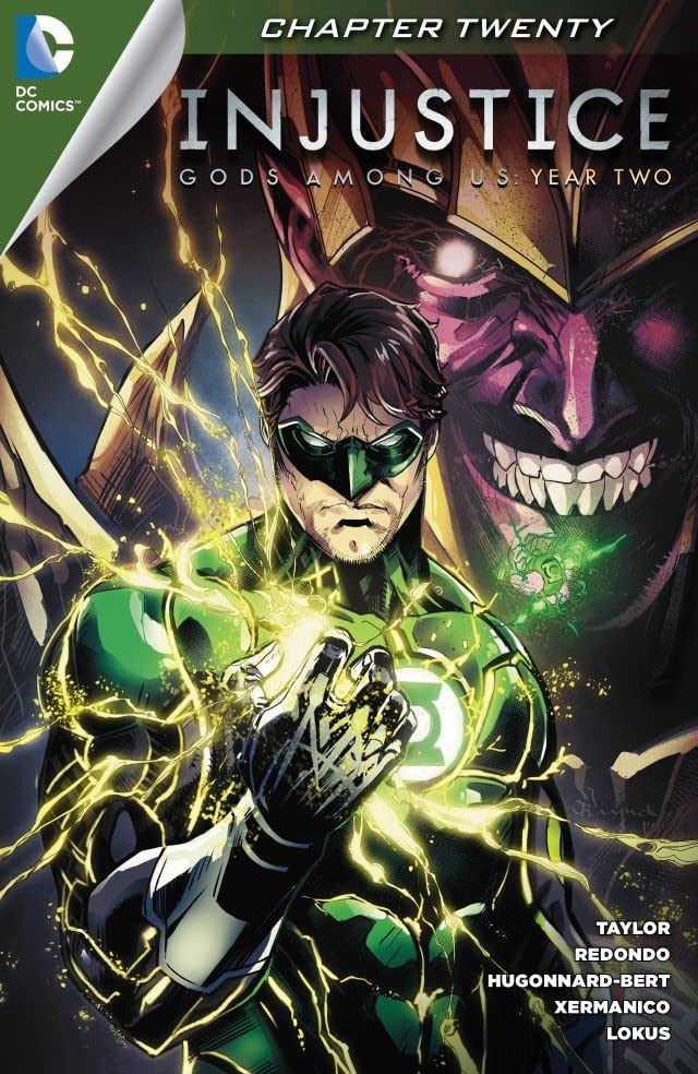 Injustice: Gods Among Us: Year Two (2014-) #20