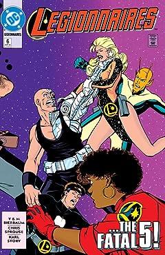 Legionnaires (1993-2000) #6