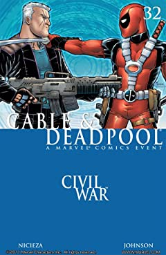 Cable & Deadpool #32