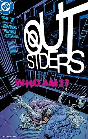 Outsiders (2003-2007) #7