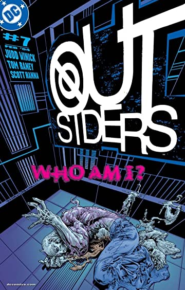 Outsiders (2003-2007) #7