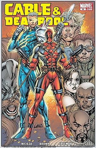 Cable & Deadpool No.33