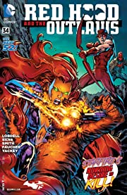Red Hood and the Outlaws (2011-2015) #34
