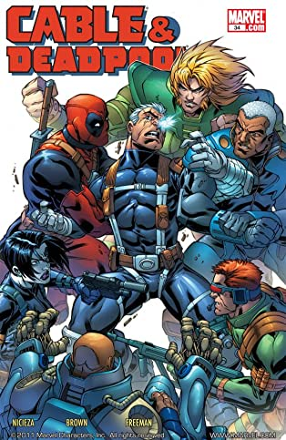 Cable & Deadpool #34