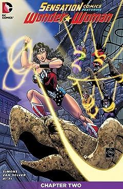 Sensation Comics Featuring Wonder Woman (2014-2015) No.2