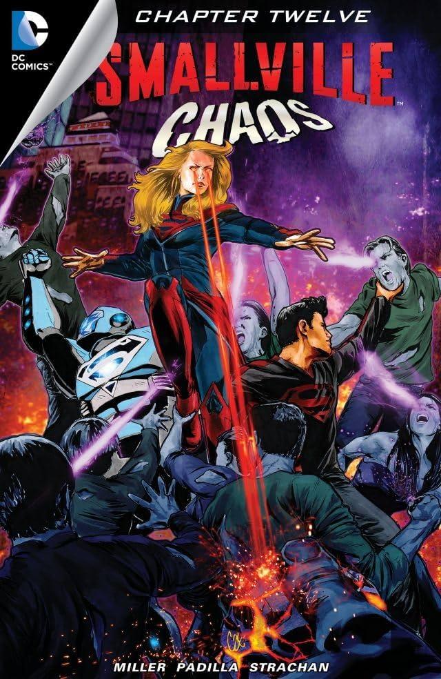 Smallville: Chaos #12