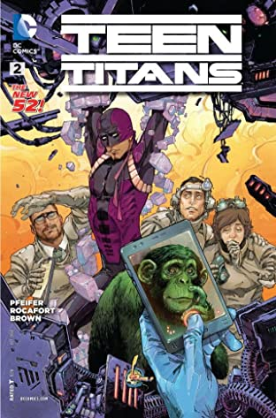Teen Titans (2014-2016) No.2