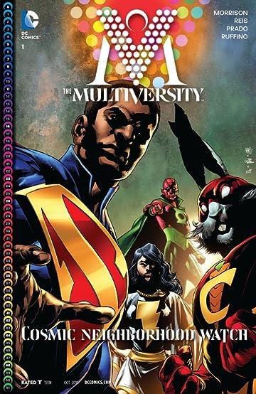 The Multiversity (2014) #1