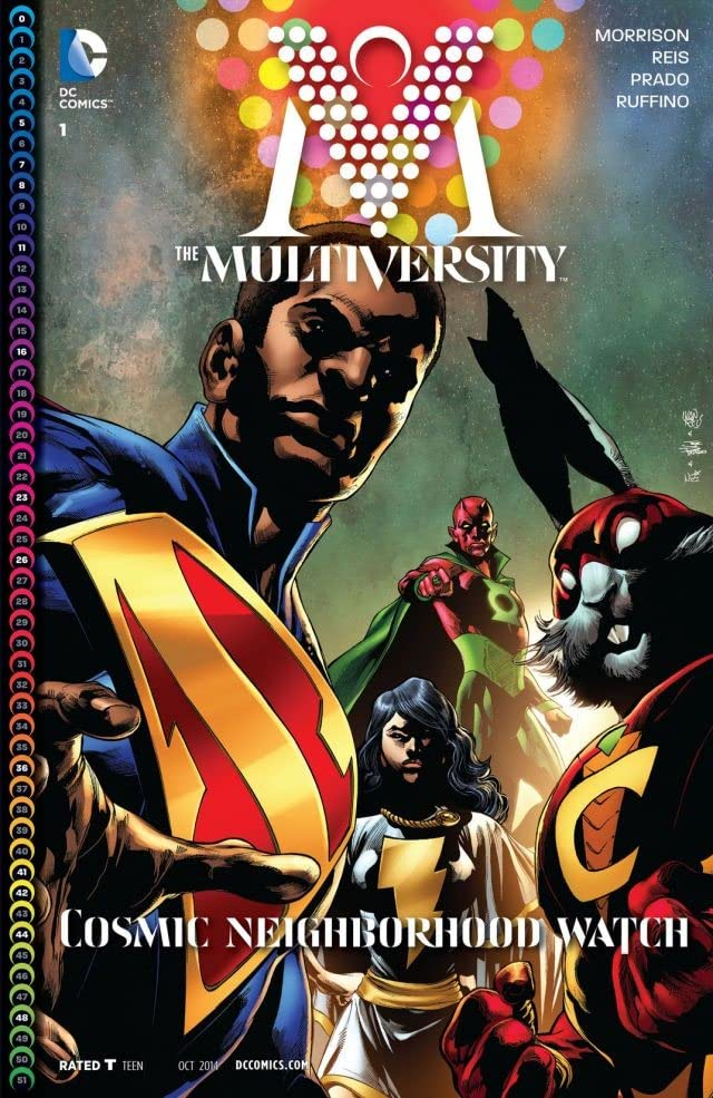 The Multiversity (2014-) #1