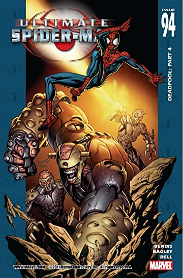 Ultimate Spider-Man (2000-2009) #94
