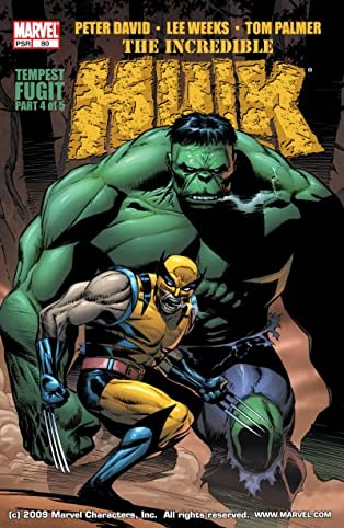Incredible Hulk (1999-2008) #80