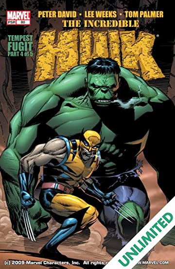 Incredible Hulk (1999-2007) #80
