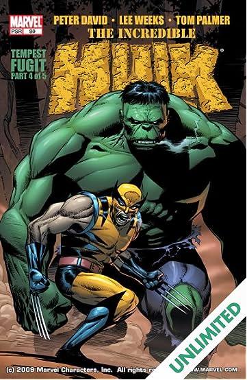 Incredible Hulk (1999-2007) #80