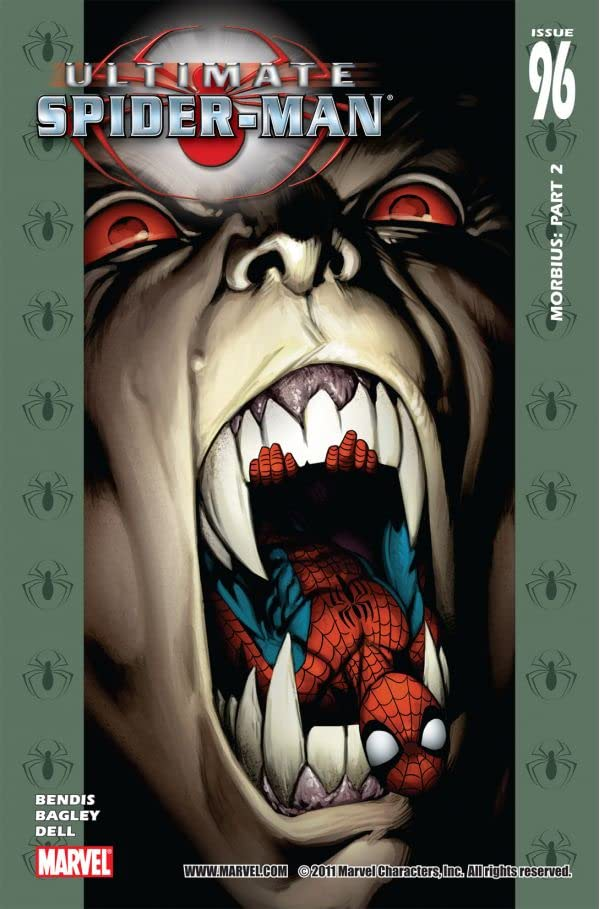 Ultimate Spider-Man (2000-2009) #96