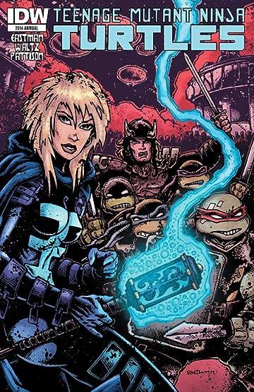 Teenage Mutant Ninja Turtles Annual 2014