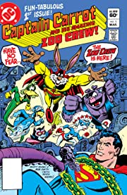 Captain Carrot and His Amazing Zoo Crew (1982) #1