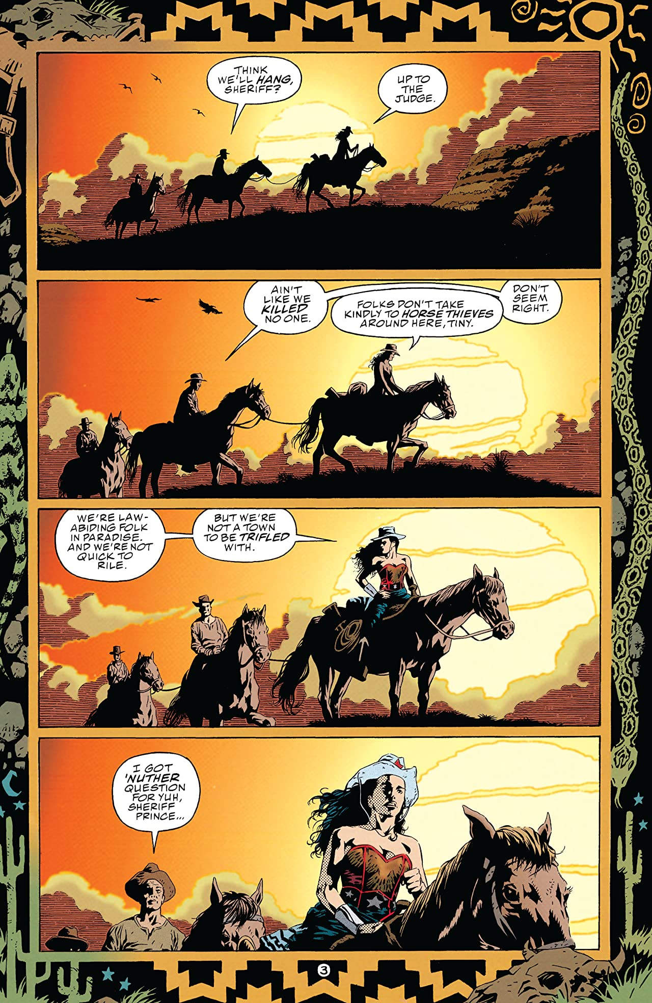 Justice Riders #1