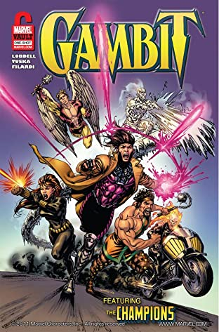 Gambit: From the Marvel Vault No.1