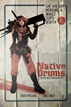 Native Drums #2