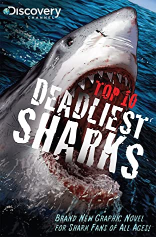 Top 10 Deadliest Sharks