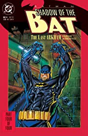 Batman: Shadow of the Bat #4