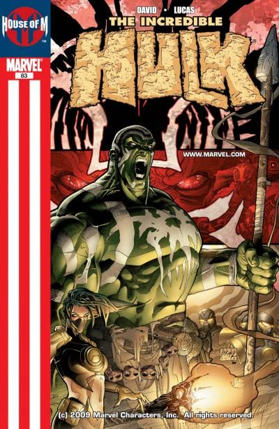 Incredible Hulk (1999-2008) #83