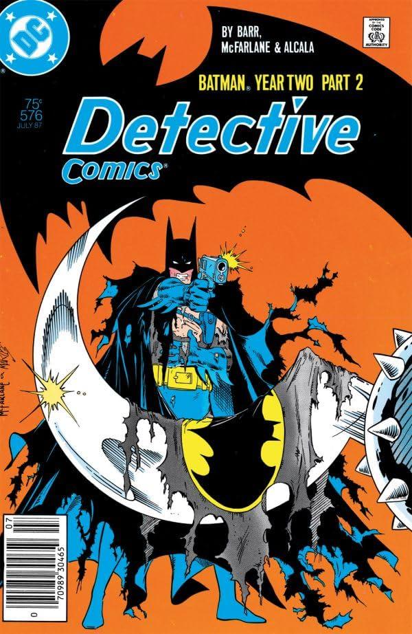 Detective Comics (1937-2011) #576