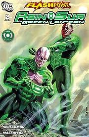 Flashpoint: Abin Sur - The Green Lantern #2 (of 3)