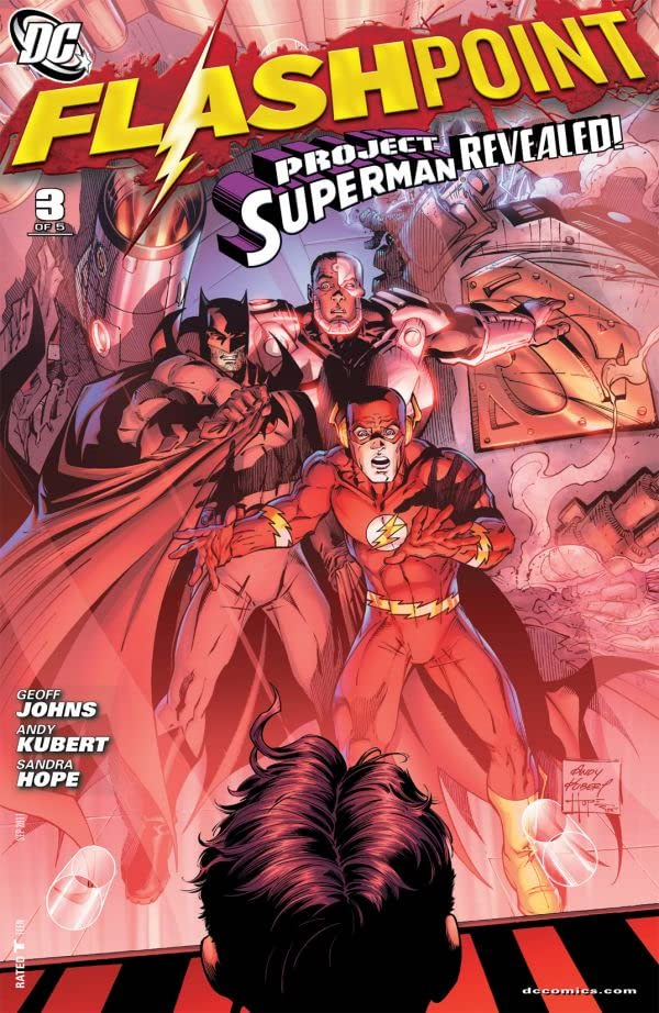 Flashpoint #3 (of 5)