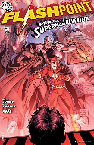 Flashpoint No.3 (sur 5)