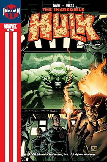 Incredible Hulk (1999-2007) #84