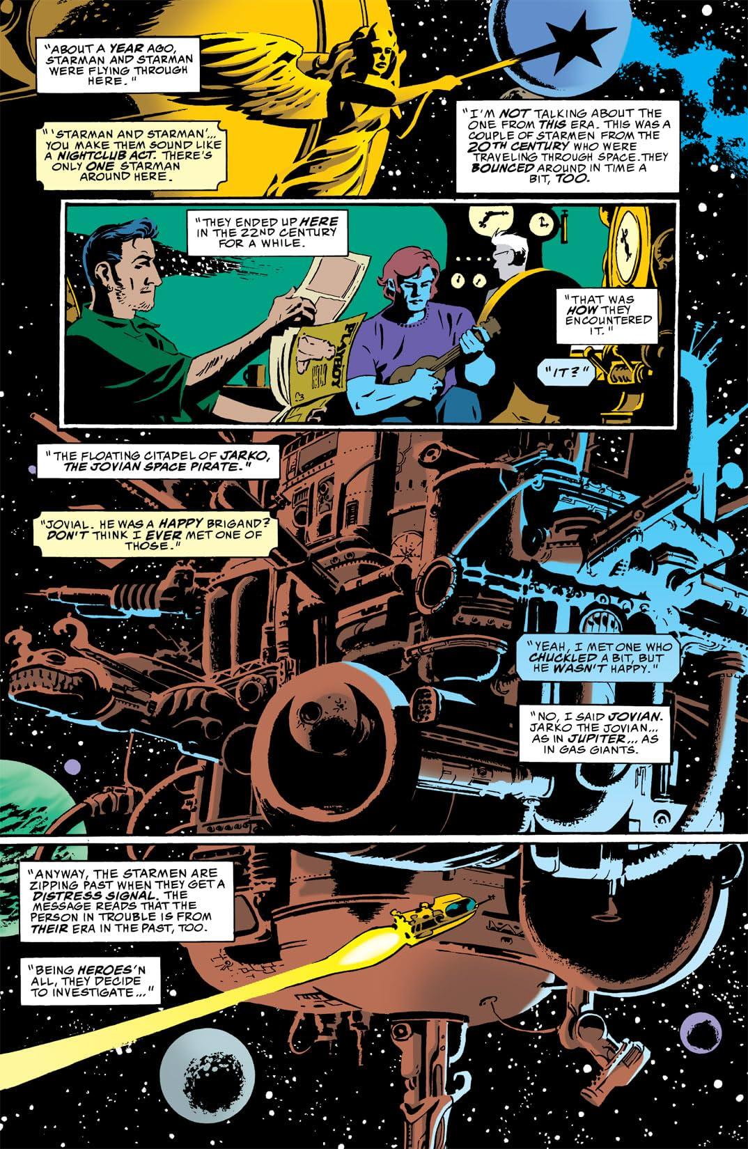 Starman (1994-2001) #55
