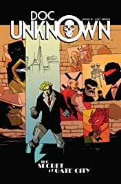 Doc Unknown Vol. 1: The Secret of Gate City