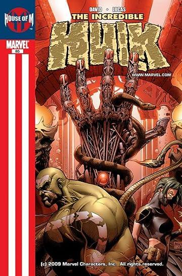 Incredible Hulk (1999-2008) #85