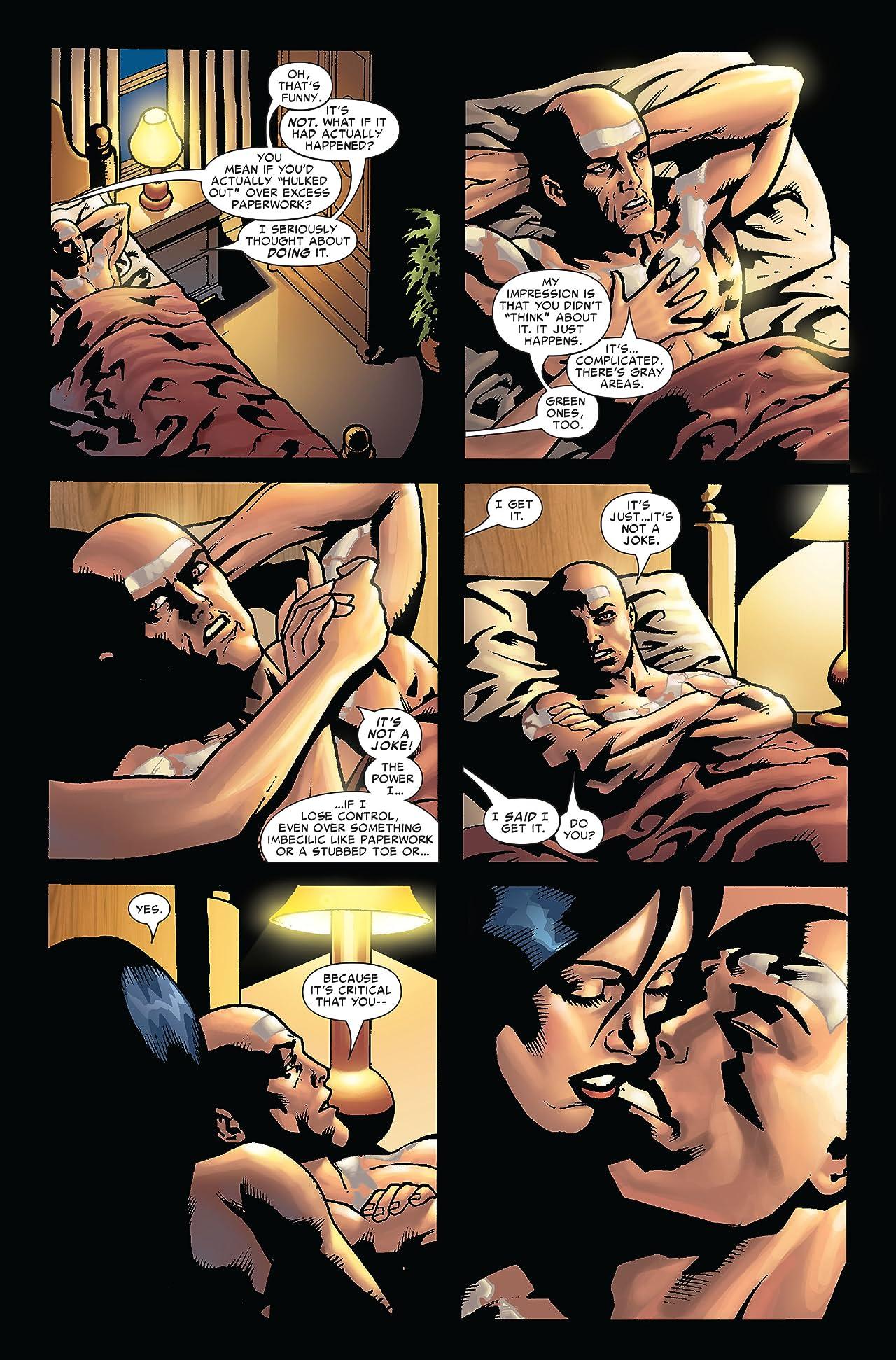 Incredible Hulk (1999-2007) No.85