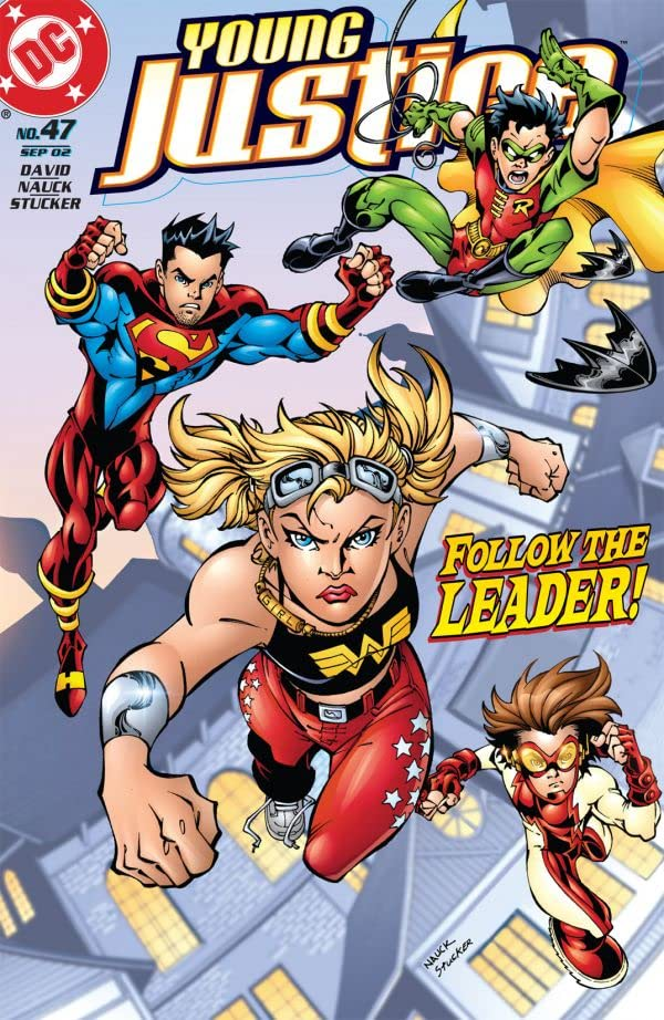Young Justice (1998-2003) #47