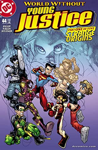 Young Justice (1998-2003) #44